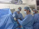 Artroscopía de luxación de hombro